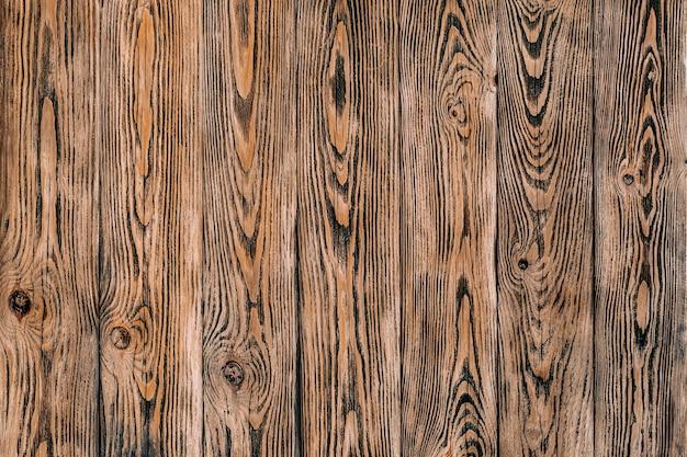 木の質感の背景古いパネル