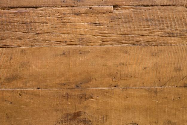 背景として使用する木製のテーブル