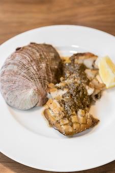 Abalone steak