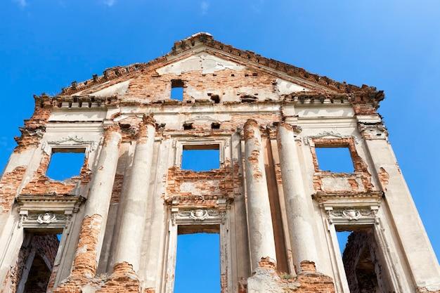 Заброшенные руины