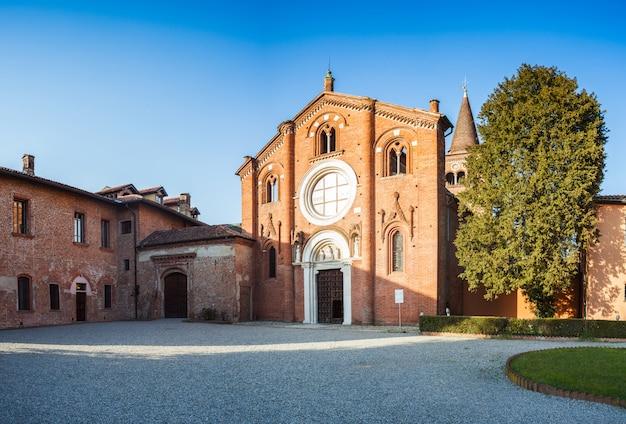 The abbey of viboldone