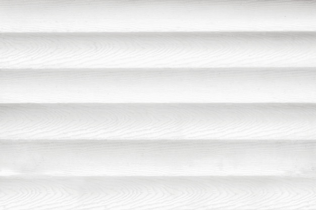 Abstarct white wooden wall texture with horizontal planks as space