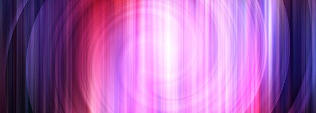 Абстрактные 3d иллюстрации розовый фиолетовый синий градиент фона дизайн обои. художественный цифровой фон. вихревые изогнутые формы с градиентом света вертикали для веб-баннера, бизнес-шаблона. 3d-рендеринг.