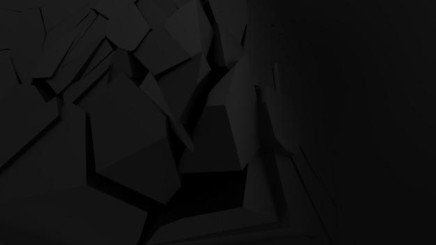 Абстрактные 3d визуализации