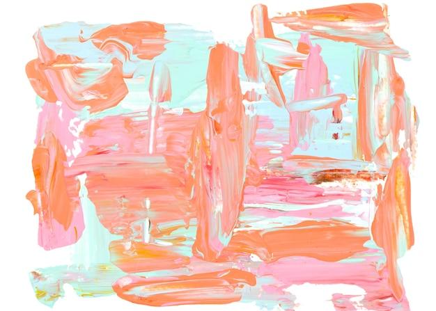 Абстрактный акрил искусство художественный фон фон синий яркий цвет кисти красочный дизайн элемент рамка свечение градиент графика зеленый гранж иллюстрация изображение чернила свет жидкость м