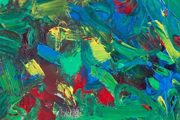 抽象的なアクリル塗装背景