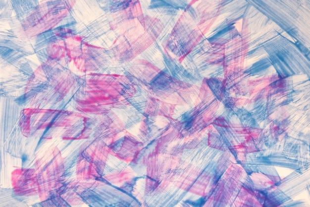 抽象芸術の背景の青と紫の色