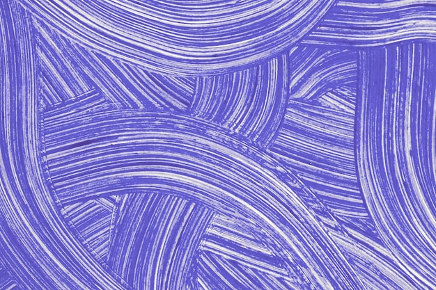 Abstract art background blue colors. watercolor painting on canvas with violet strokes and splash. acrylic artwork on paper with purple brushstroke curly pattern. texture backdrop.
