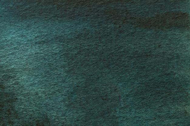 추상 미술 배경 진한 녹색 색상