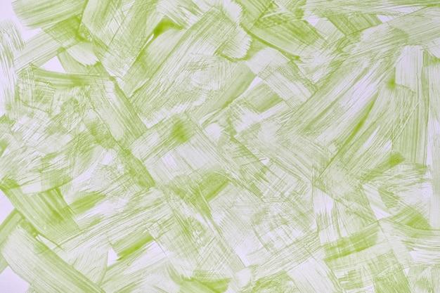 抽象芸術の背景緑と白の色