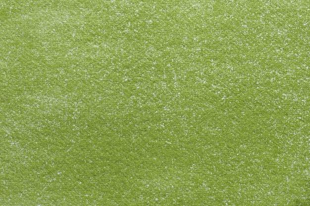 Абстрактное искусство фон светло-зеленого и оливкового цветов. акварельная живопись на холсте с мягким градиентом