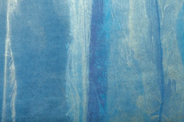 Abstract art background navy blue and white color