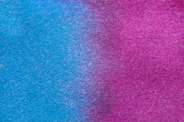 추상 미술 배경 보라색과 파란색 색상