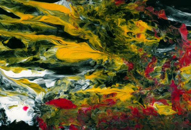 Abstract art. creative hand painted background, wallpaper, texture.