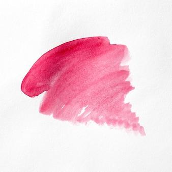 抽象芸術水彩絵の具汚れ