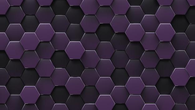 Абстрактный фон. элемент дизайна. темно-фиолетовые клетки.