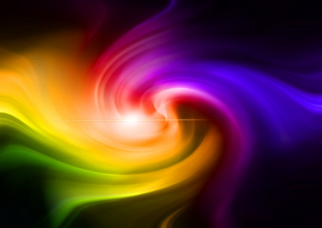 Abstract backgroud color design