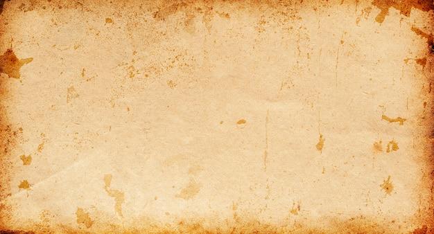 Абстрактный фон, бежевый, гранж-фон, старый альбом, винтажная бумага