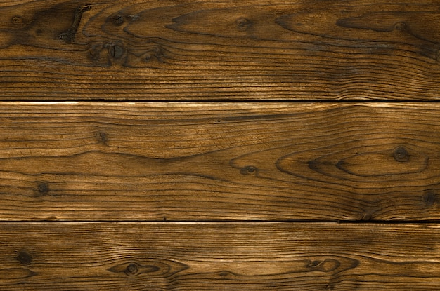 Abstract background of dark wooden boards closeup topview for artworks high quality photo