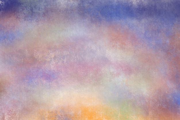 Abstract background in delicate shades
