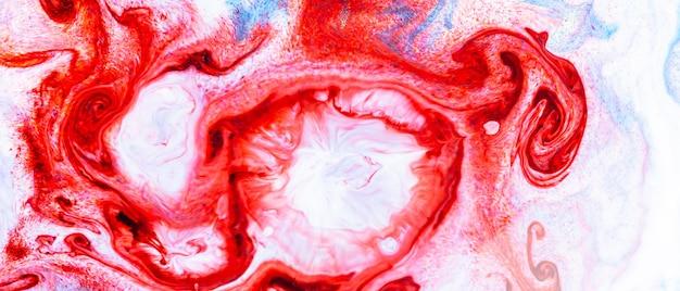 ピンク色の抽象的な背景効果。マルチカラーのトレンディな背景
