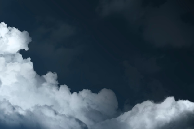 Abstract background featuring sky and clouds Free Photo