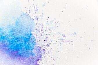 水彩画からの抽象的な背景画像