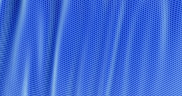 Абстрактный фон роскошная синяя ткань, волна шелка или атласная ткань, синяя ткань