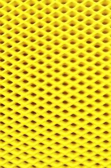 세포 패턴이 있는 고무 질감으로 만들어진 추상적인 배경. 합성 폼 소재.
