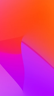 Abstract background for mobile smartphone screen with red and purple color
