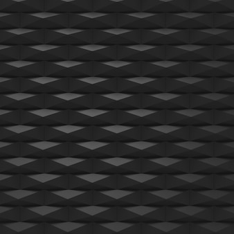 Abstract background of modern tile wall. 3d rendering.