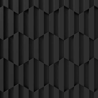 Abstract background of modern tile wall, 3d rendering.