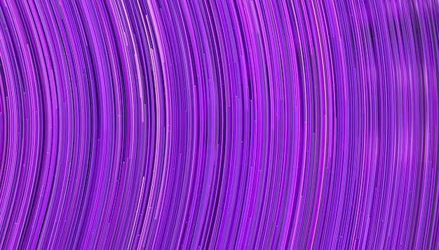 Abstract background of neon wires, 3d illustration
