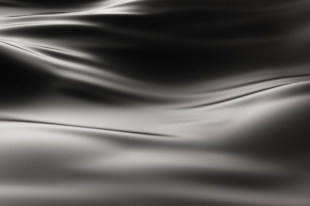 Абстрактный фон развивающейся ткани