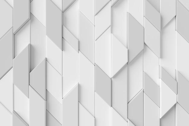 현대 타일 벽의 추상 배경