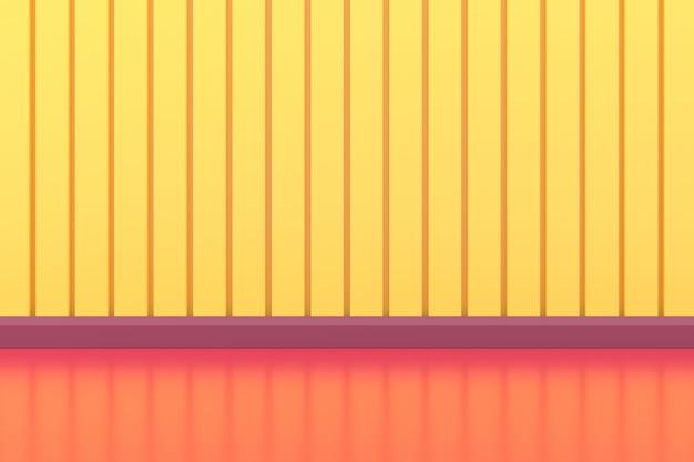 현대 벽의 추상적 인 배경입니다. 3d 렌더링.