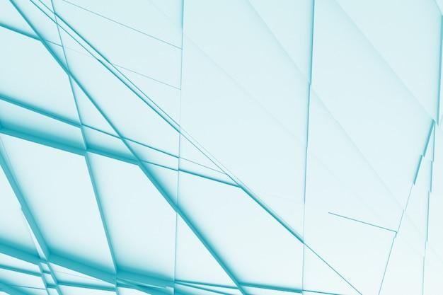 表面を解剖する直線の抽象的な背景