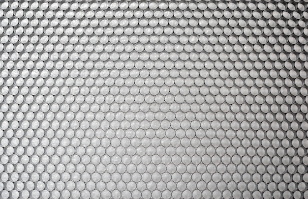 Абстрактный фон из текстуры алюминия.