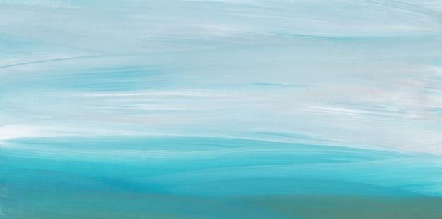 Абстрактная живопись фона