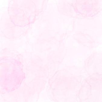抽象的な背景ピンクの水彩画の抽象的な背景