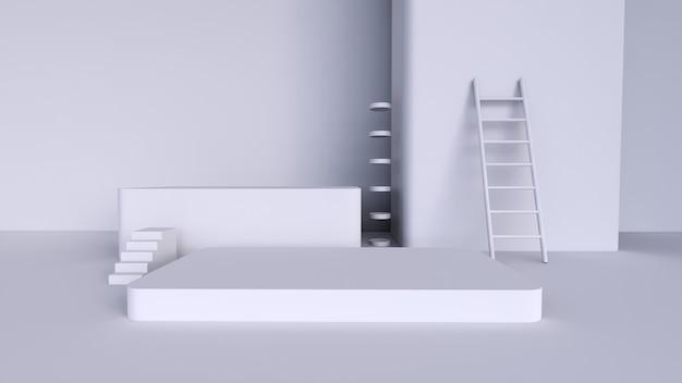 抽象的な背景、製品表示のシーン