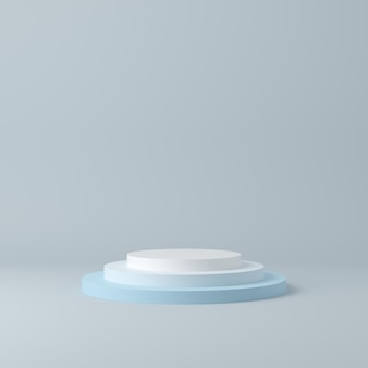 Abstract background,  scene for product display. 3d rendering