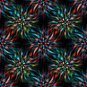 抽象的な背景。シームレスな抽象的な背景パターン