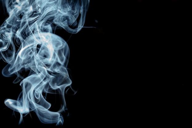 Abstract background smoke