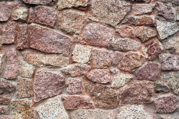 Abstract background of a stone wall