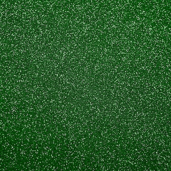 Abstract background texture of shiny colorful vivid dark green glitter noise pattern