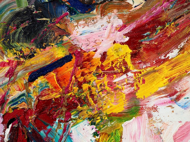 Abstract  background and textured colorful art.