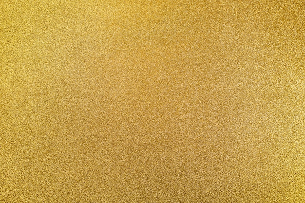 Abstract background of textures of golden shine.concept of christmas
