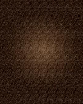 茶色の革の質感と抽象的な背景