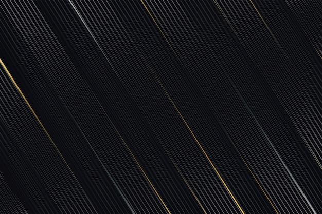검은 색과 황금색 그라데이션으로 대각선으로 추상적 인 배경